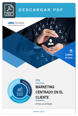 Curso marketing centrado en el cliente