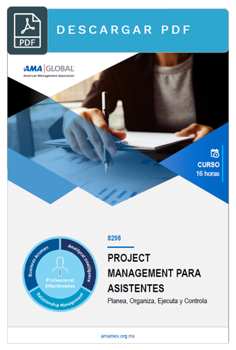 Curso Project Management para Asistentes